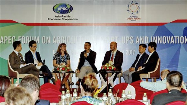 APEC encourages agricultural start-ups, innovation hinh anh 1