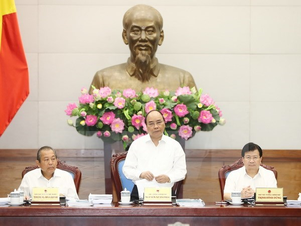 Prime Minister: Many laws still hamper each other hinh anh 1