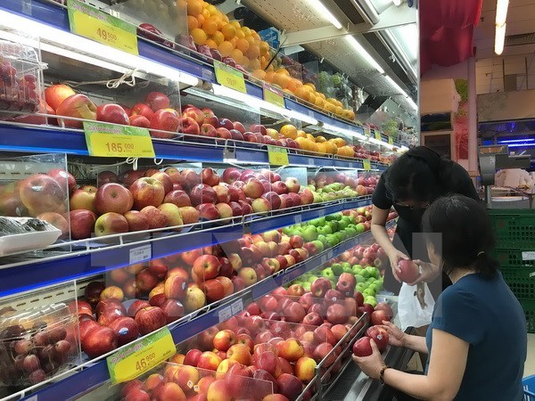 RoK exports to Vietnam surge 50 percent in seven months hinh anh 1