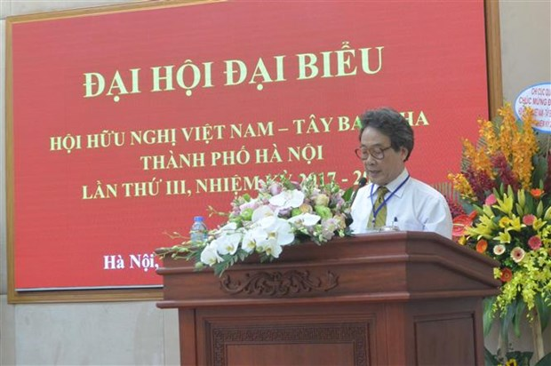 Hanoi association works to bolster Vietnam-Spain friendship hinh anh 1