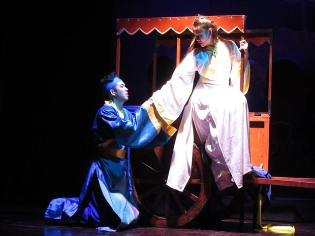 Vietnam theatre has chance for revival hinh anh 1