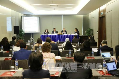 APEC officials discuss property rights protection in border hinh anh 1