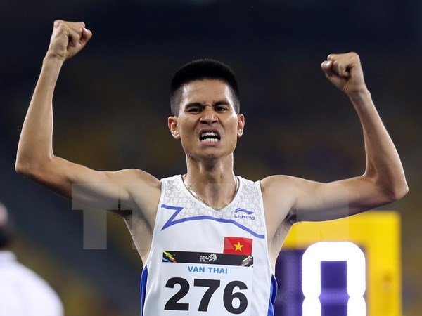 SEA Games 29: four gold medals for Vietnam on August 24 hinh anh 1
