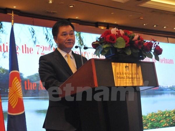 Vietnam National Day marked in Hong Kong (China) hinh anh 1