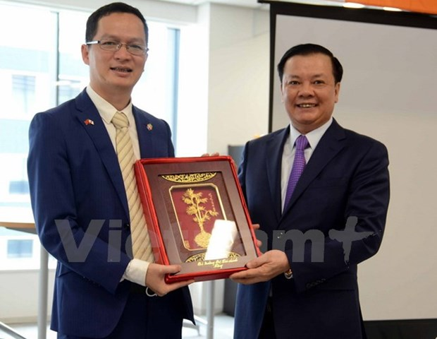 FPT Japan asked for further contribution to Vietnam's IT hinh anh 1