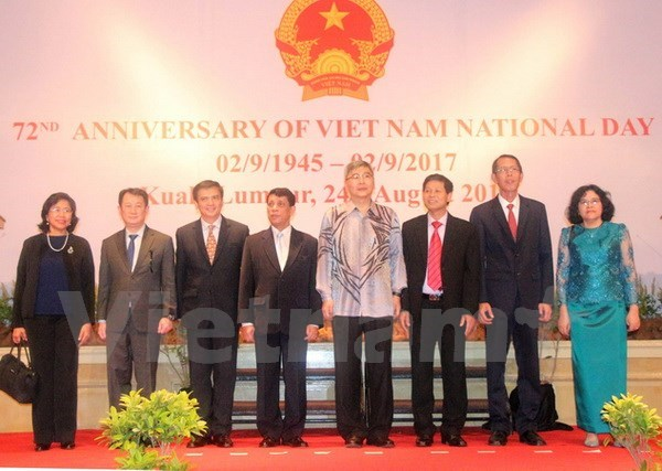 Vietnam's National Day celebrated in Malaysia, Tanzania hinh anh 1