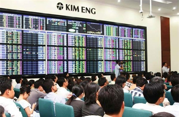 Shares rise for 2nd day on banks hinh anh 1