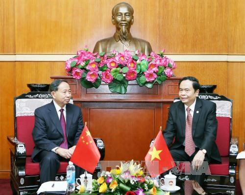 VFF cements ties with Chinese People's Political Consultative Conference hinh anh 1