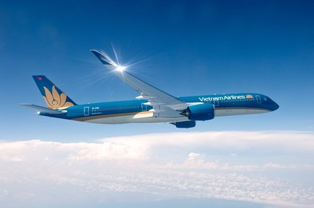 Vietnam Airlines to increase flights during National Day holiday hinh anh 1