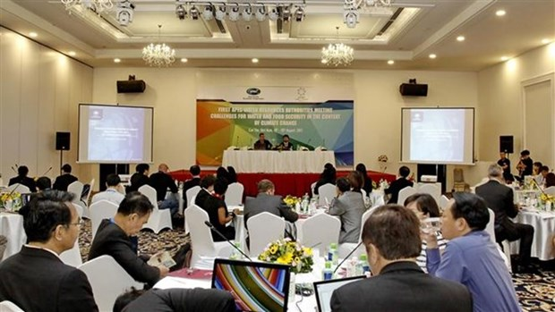 Vietnam's hosting of APEC Food Security Week hailed hinh anh 1
