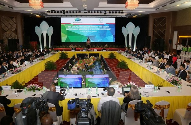 APEC 2017: Vietnam calls for joint efforts to develop sustainable agriculture hinh anh 1