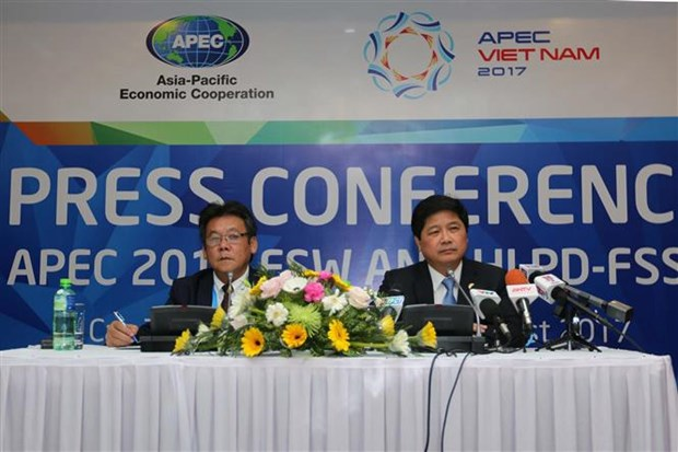 APEC Food Security Week wraps up in Can Tho city hinh anh 1