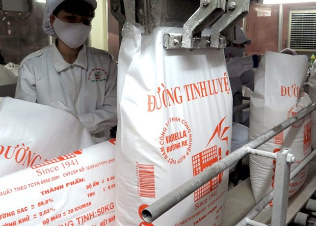 Fifteen firms win sugar import quotas hinh anh 1