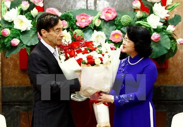 Vietnam honours professor Odon Vallet with Friendship Order hinh anh 1
