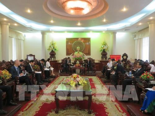 Can Tho wishes for stronger cooperation with Japan in agriculture, health care hinh anh 1