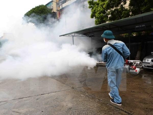 Hanoi: new dengue fever cases drop hinh anh 1