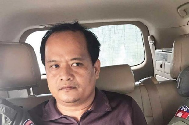 Cambodia: Khmer Power Party leader sentenced to five years in prison hinh anh 1