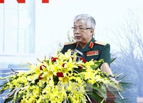 US-funded facility improves training for Vietnam's peacekeeping forces hinh anh 1