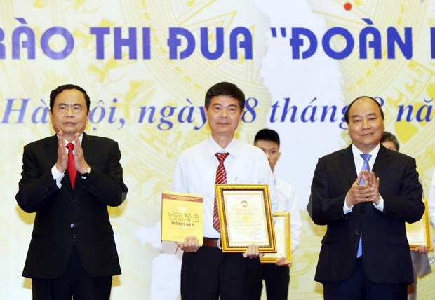 Vietnam Innovation Golden Book 2017 announced hinh anh 1