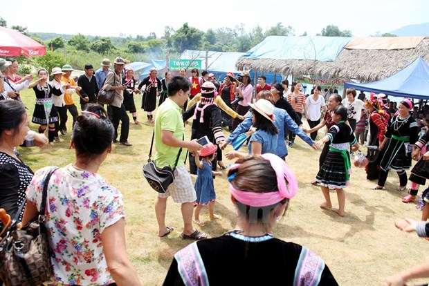 National Day celebrations focus on ethnic groups' culture hinh anh 1