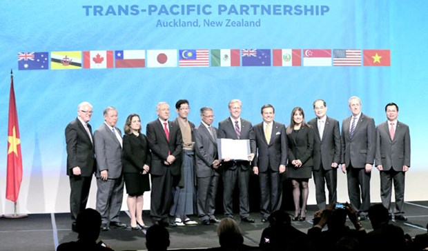 TPP countries push ahead with negotiations in Australia hinh anh 1
