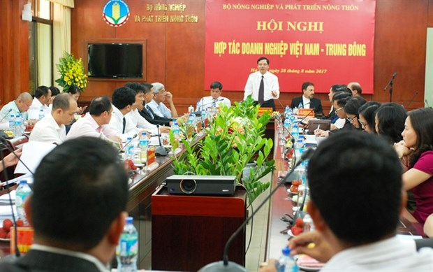 Vietnam looks to increase exports to the Middle East hinh anh 1