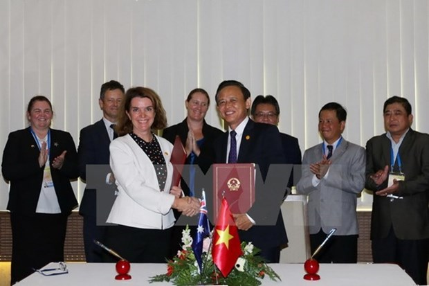 Vietnam agricultural opportunities huge: Australian Minister hinh anh 1