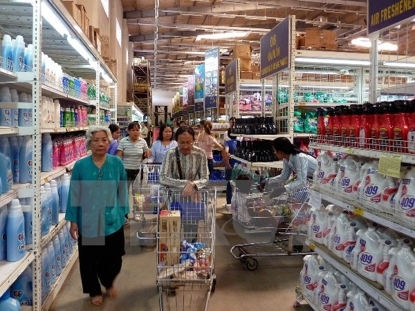 August CPI up 0.92 percent hinh anh 1