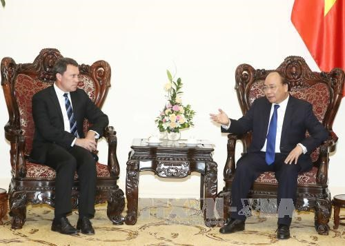 PM promises optimal conditions for ExxonMobil hinh anh 1