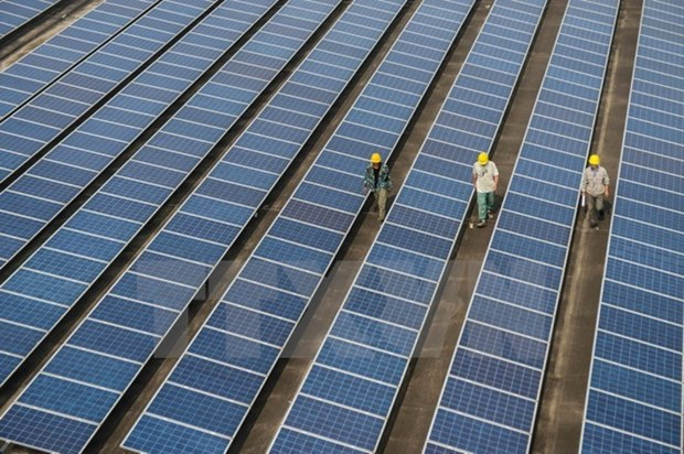 678.4 million USD registered for solar power projects in Tay Ninh hinh anh 1