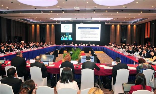 APEC SOM3 kicks off in Ho Chi Minh City hinh anh 1