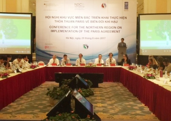 Northern region gears up to implements Paris agreement on climate change hinh anh 1