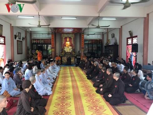 Overseas Vietnamese in Thailand observe Vu Lan festival hinh anh 1