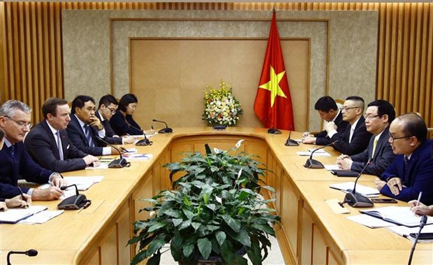 Deputy PM hails EuroCham's policy recommendations hinh anh 1