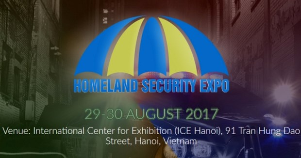 Vietnam kicks off first security expo in Hanoi hinh anh 1