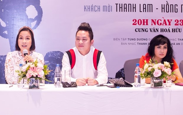 Vietnamese divo to put on experimental live show hinh anh 1