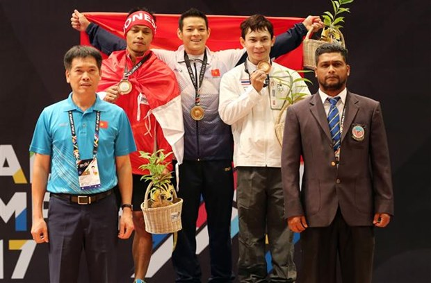 SEA Games 29: Vietnam at 3rd place on August 28 hinh anh 1