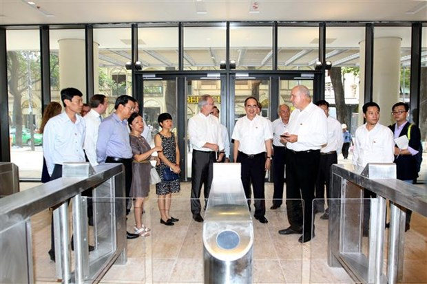 German House in HCM City to open in September hinh anh 1