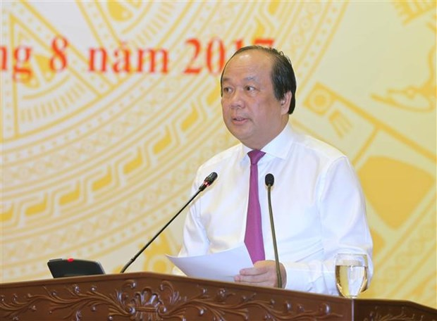 Minister optimistic about achieving economic growth target hinh anh 1