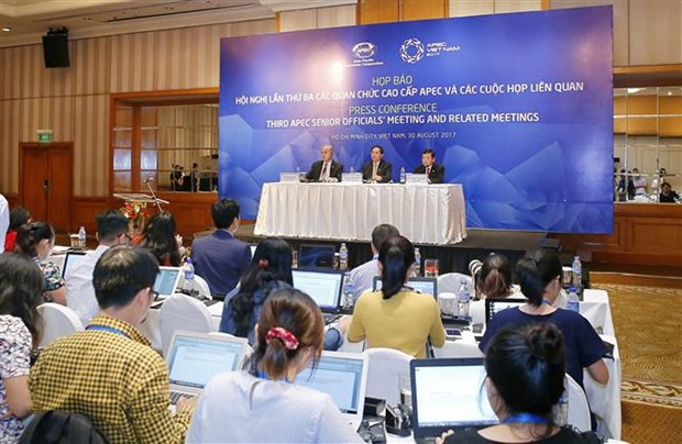 APEC SOM3 and related meetings conclude in Ho Chi Minh City hinh anh 1
