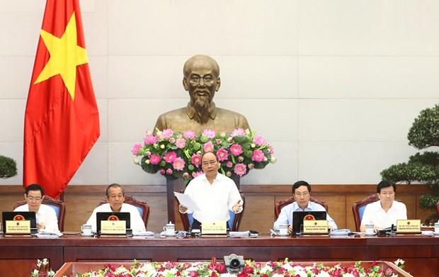 Set targets might be unachievable without drastic efforts: PM hinh anh 1