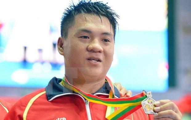 SEA Games 29: Vietnam at top in athletics hinh anh 2