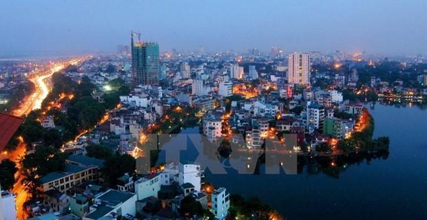 Hanoi enjoys steady growth in all key sectors hinh anh 1