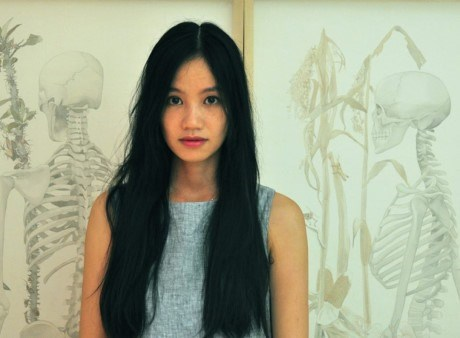 Vietnamese artist to exhibit silk paintings in Singapore hinh anh 1