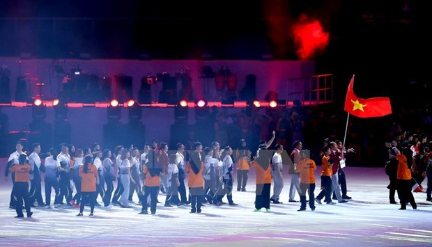 SEA Games medallists honoured hinh anh 1