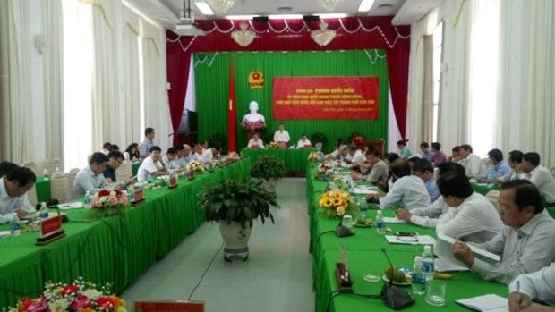 Can Tho asked to work to step up regional connectivity hinh anh 1
