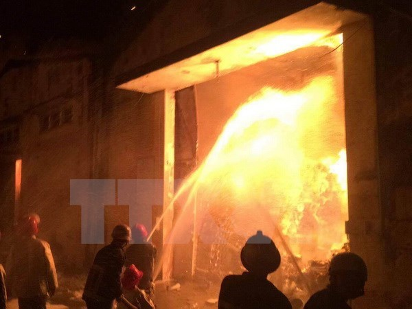 HCM City invests over 48 million USD in fire prevention, rescue hinh anh 1