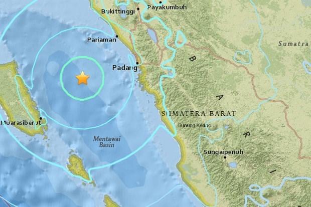 6.2-magnitude quake hits Indonesia hinh anh 1