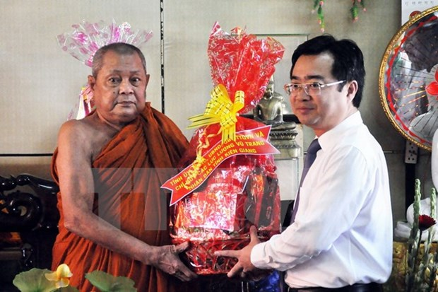 Memorial service held for deputy leader of Vietnam Buddhist Sangha hinh anh 1
