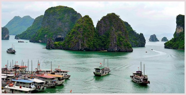 2.7 million foreigners visit Quang Ninh in eight months hinh anh 1